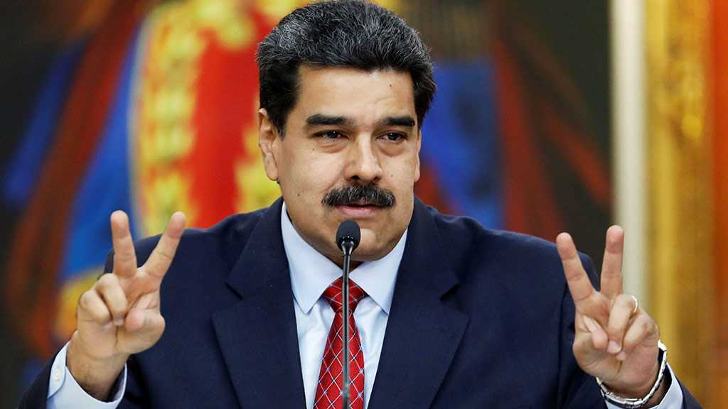 Maduro Says Gov't Holding Secret Talks with Opposition for Couple of Months