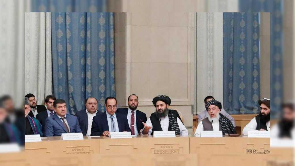 Taliban Says Progress Made At Afghan Talks in Moscow
