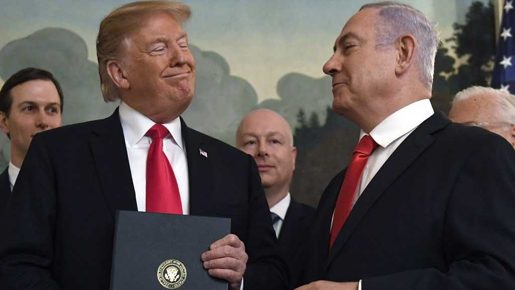 Trump: Bibi Is A «Great Guy», It's Too Bad What Happened in «Israel»