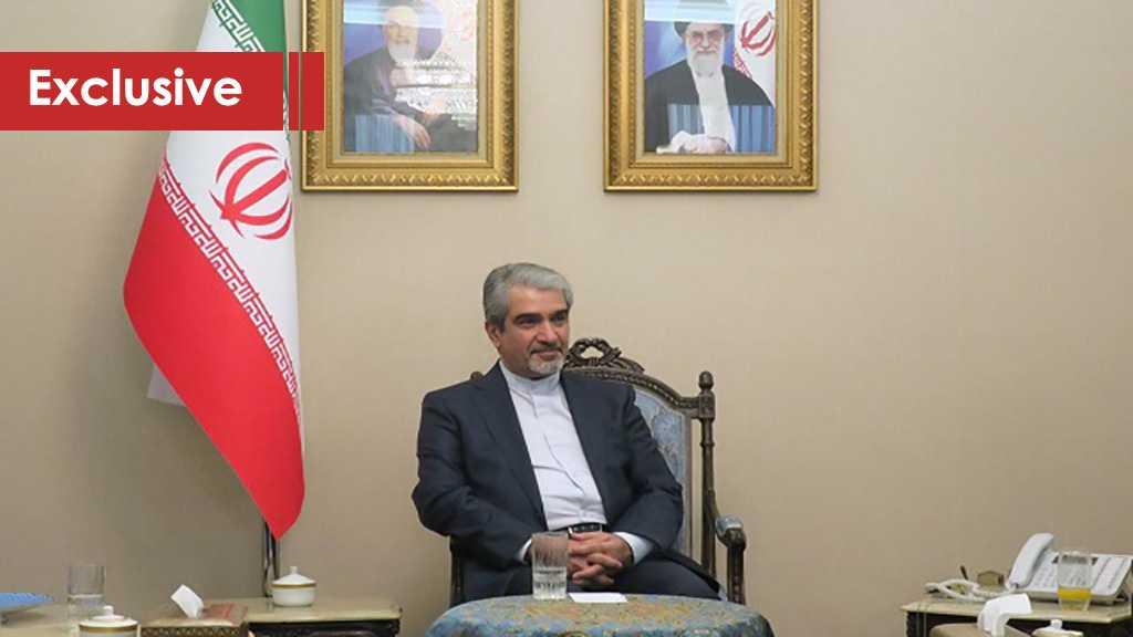Iran's Envoy in Damascus: Mecca Conference Last Arrow Shot by Conspirators at Al-Quds & Iran