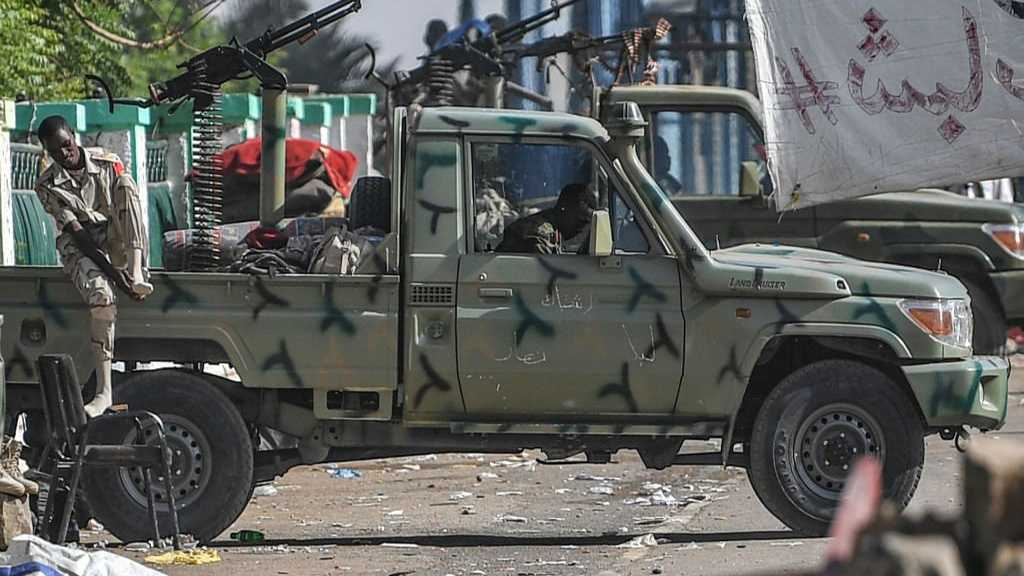 Sudanese Forces Storm Protest Camp, At Least Nine People Killed