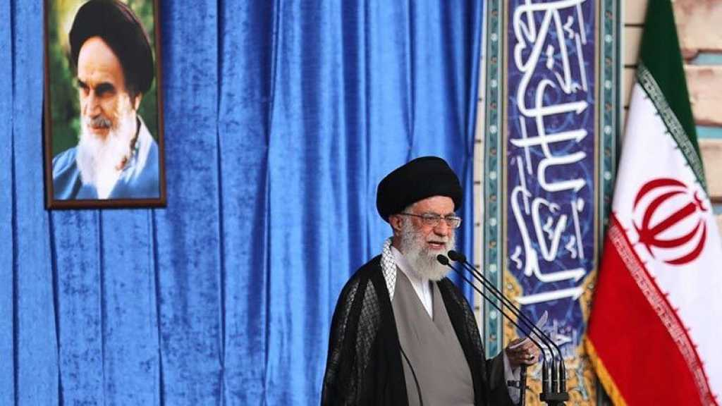 Imam Khamenei: America's Evil Deal on Palestine will never Materialize