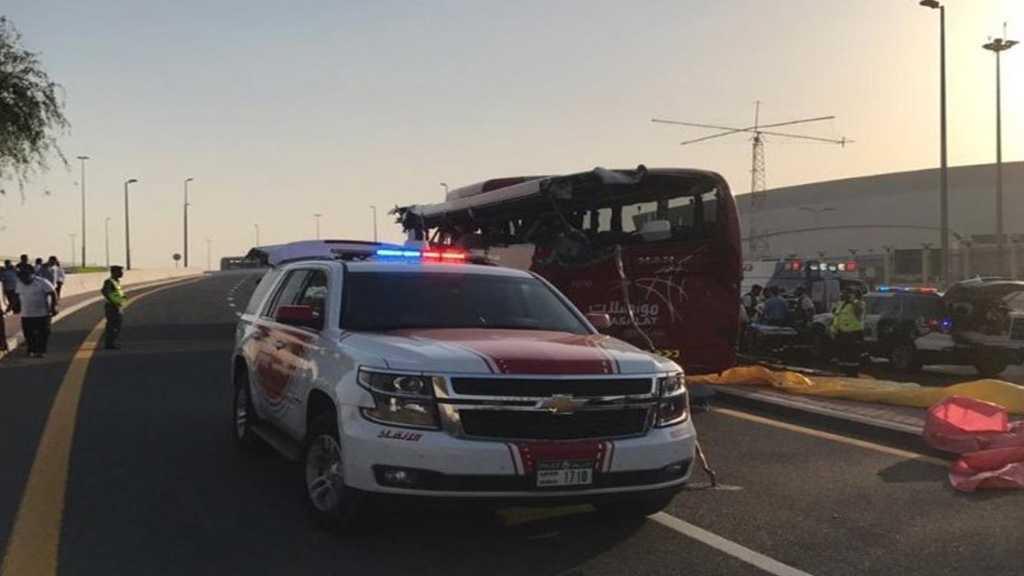 Bus Crash Kills at Least 17 People in Dubai