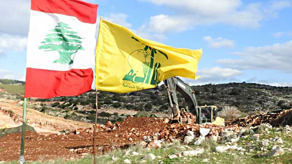 Walla: Hezbollah Flags on Lebanese Border Infuriate «Israeli» Army