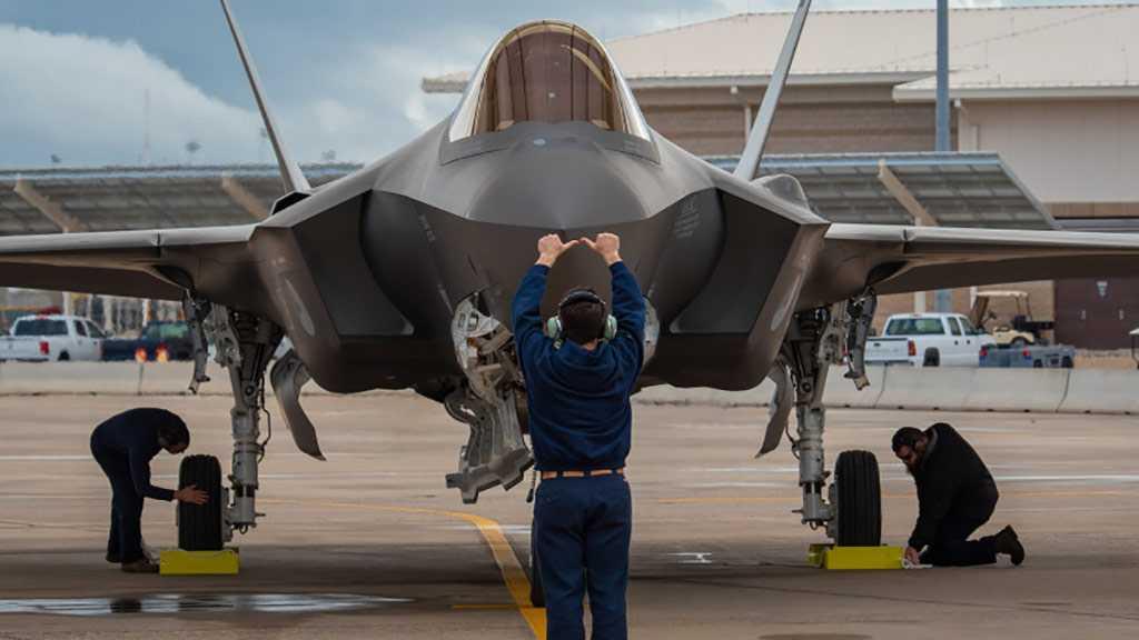US Grounds Turkish F-35 Pilots Flying at Arizona Base