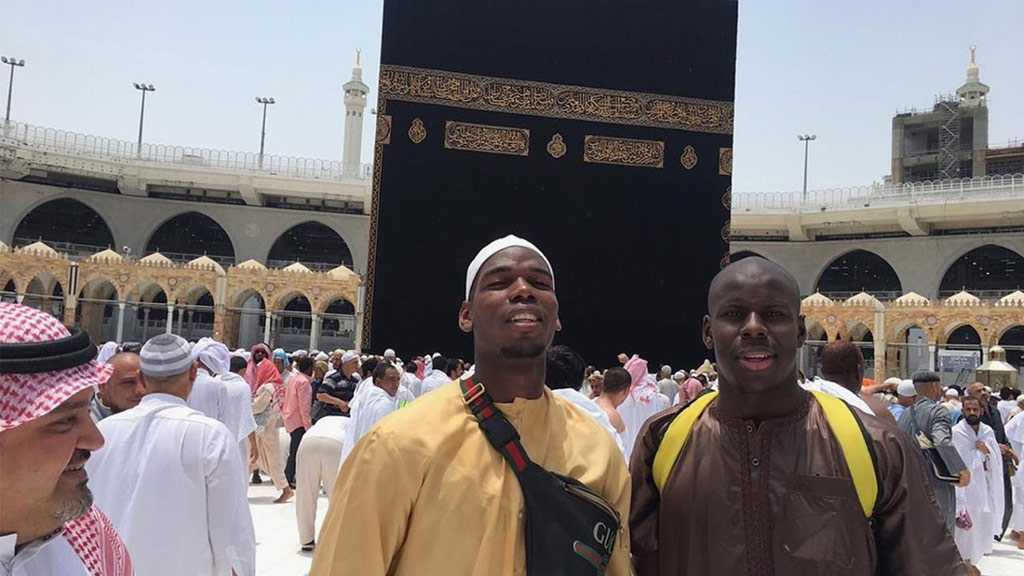 Manchester United's Paul Pogba Opens Up On Converting to Islam