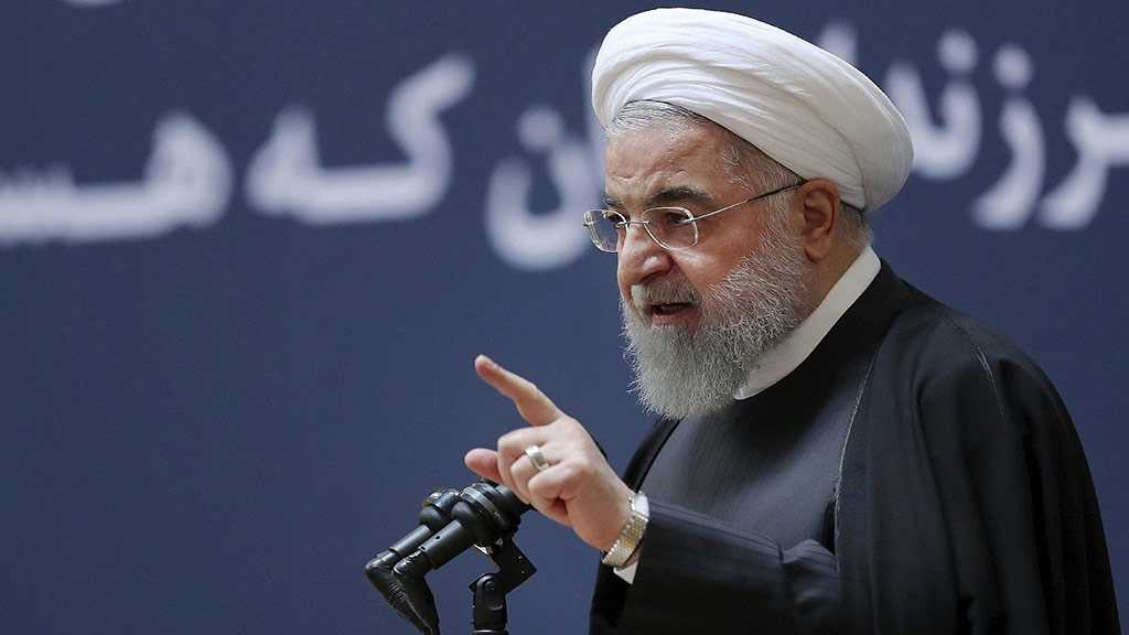 Rouhani: US Losing Capacity for Pressure on Iran