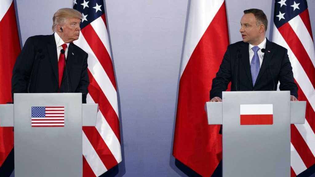 Trump: US Considering Sending 2,000 more Troops to Poland