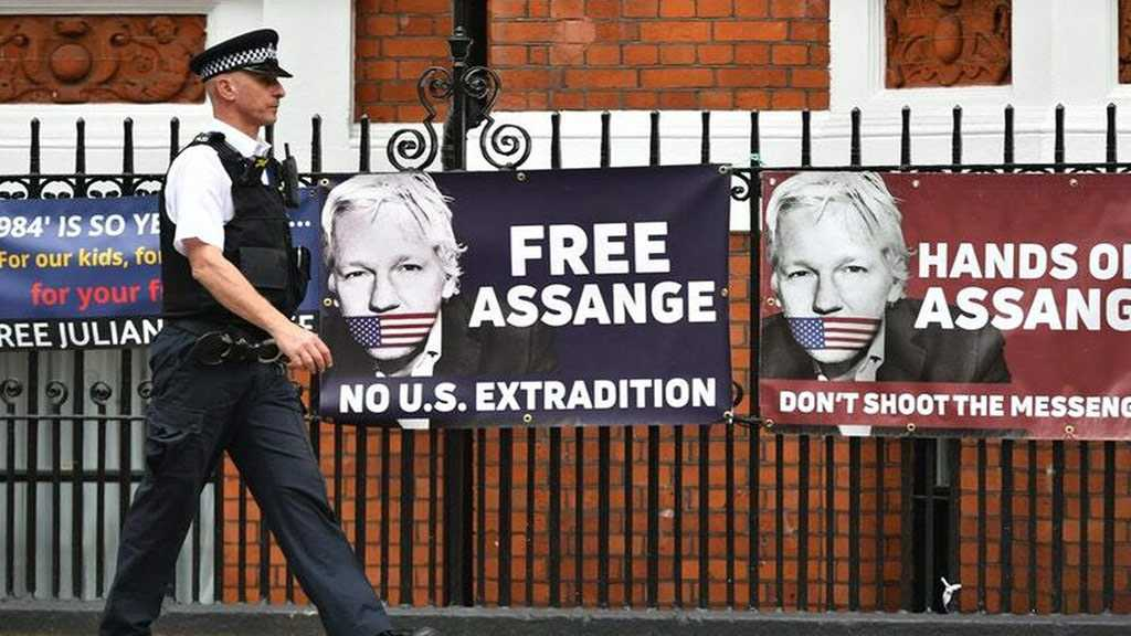UK Home Secretary Signs Extradition Order to Send Assange to US