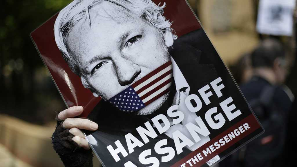 Assange Faces US Extradition Hearing in London