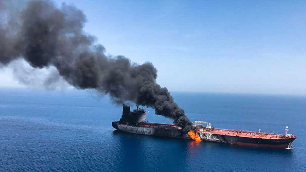 Russia Warns US against 'Hasty Conclusions' About Tanker Incidents in Sea Of Oman, Calls for Investigation