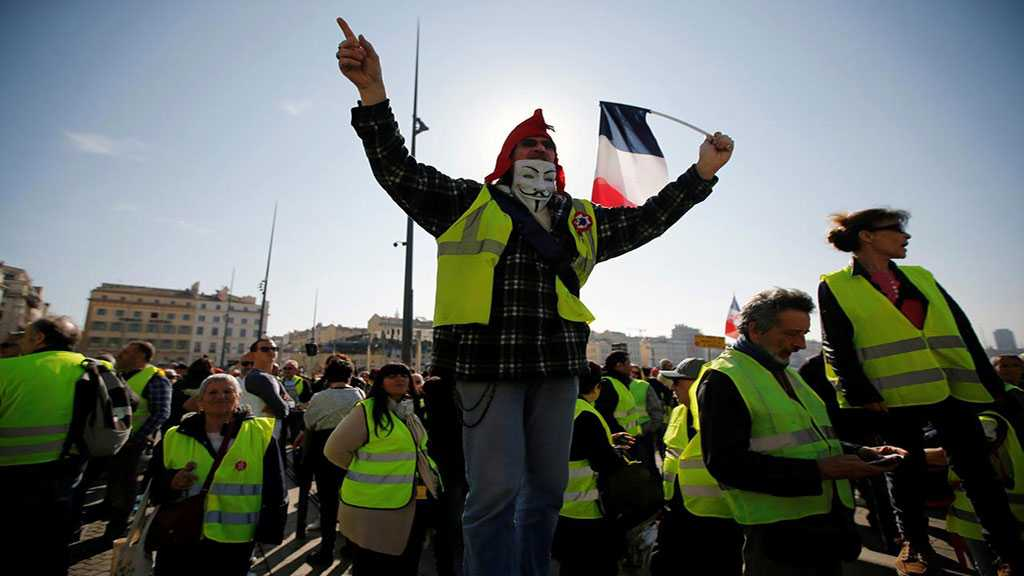 France: Yellow Vests Rally for 31st Consecutive Weekend in Paris