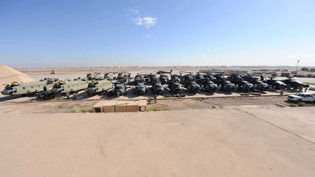 Mortar Shells Target US Air Base in Iraq
