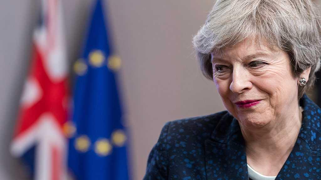 UK PM May Could Meet Russia's Putin at G20