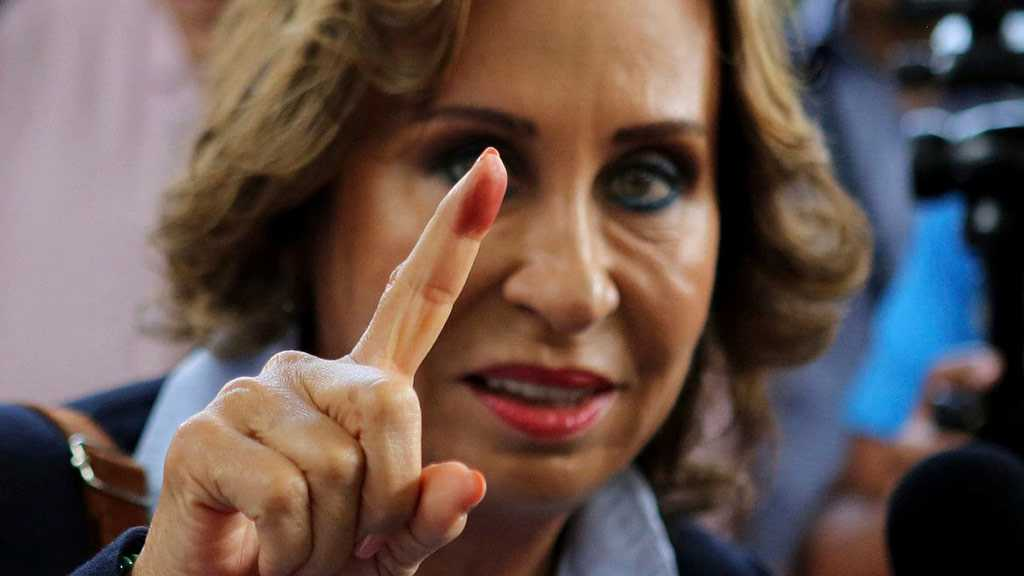 Guatemala Election Headed for Runoff, Former First Lady Torres Leads