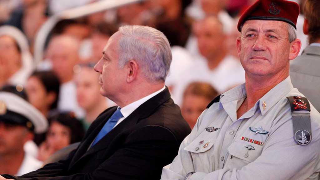 Gantz Slams Bibi Over Gaza Cash Infusion: Deterrence Has Collapsed
