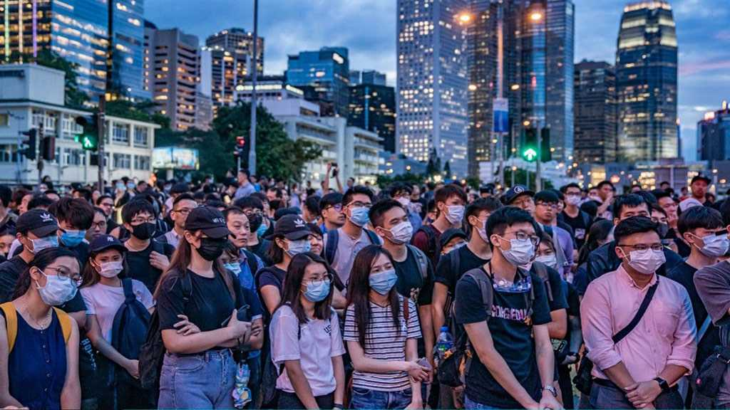 Hong Kong: Protesters End Highway Occupation Outside Parliament