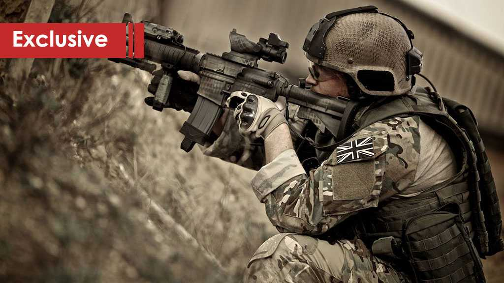 Who Are Britain's Special Forces Preparing to Go to War With?