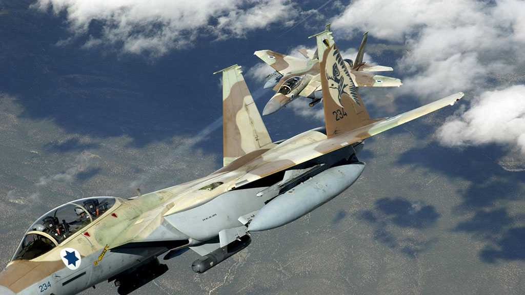 "All of ""Israeli"" Jets in Air Fearing Hezbollah; The Most Challenging Enemy"