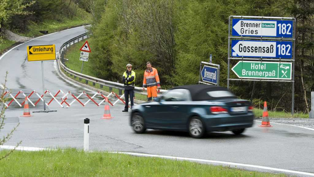 Germany Angered as Austria Moves to Restrict Access to Country Roads