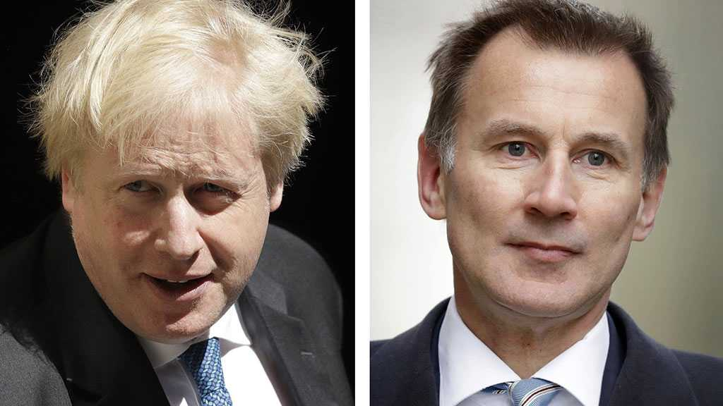 UK: Johnson to Face Hunt in Final Round of Tory Leadership Contest