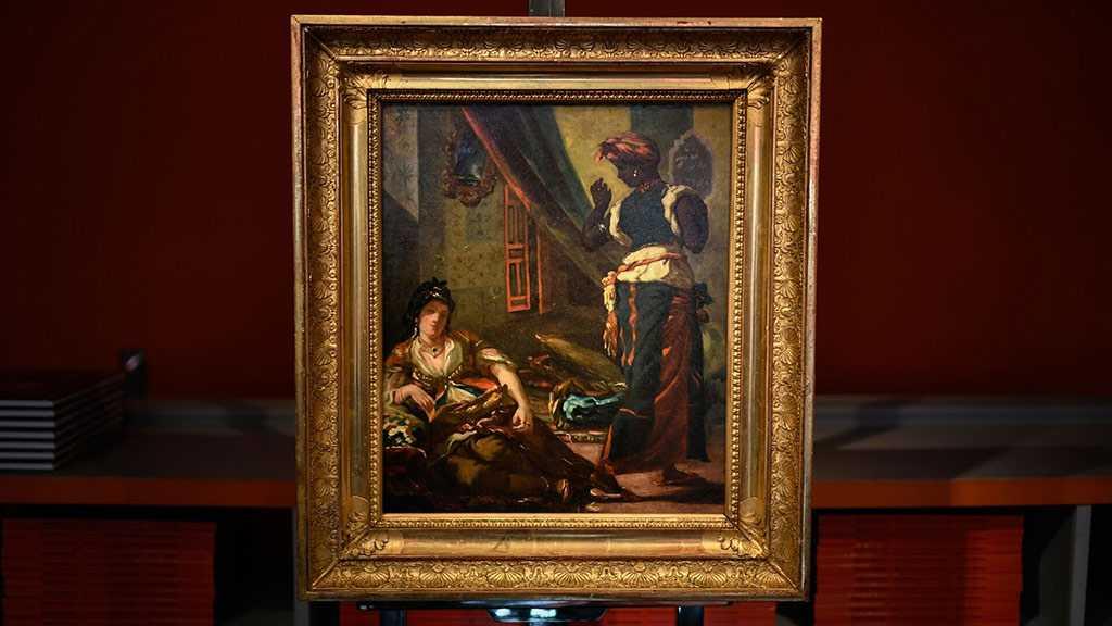 Lost Version of Delacroix Painting Found in Paris