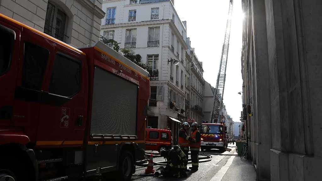 Paris Apartment Building Fire Leaves 3 Dead, 28 Injured
