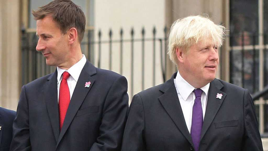 Jeremy Hunt: Boris Johnson is a «Coward» For Avoiding Debate
