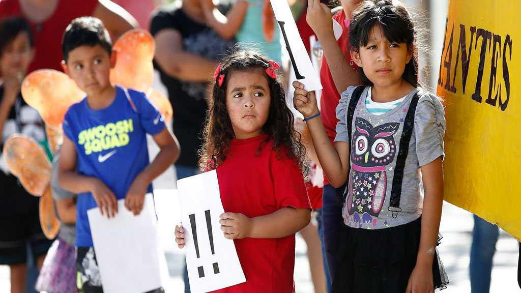 More of Trump's Humanity: Separated Migrant Children Face Conditions Akin to Torture