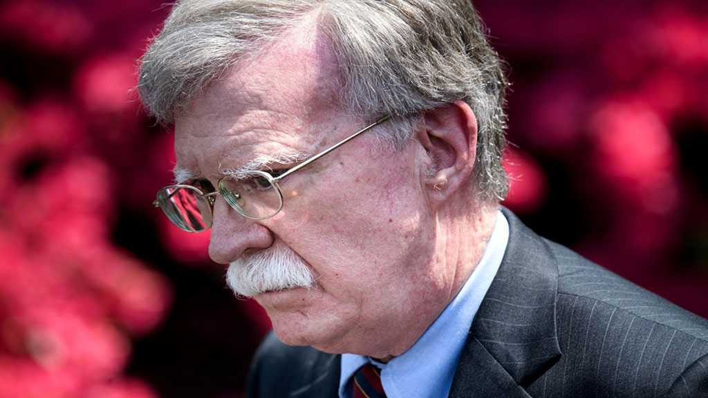 Bolton: US Ready To Negotiate With Iran