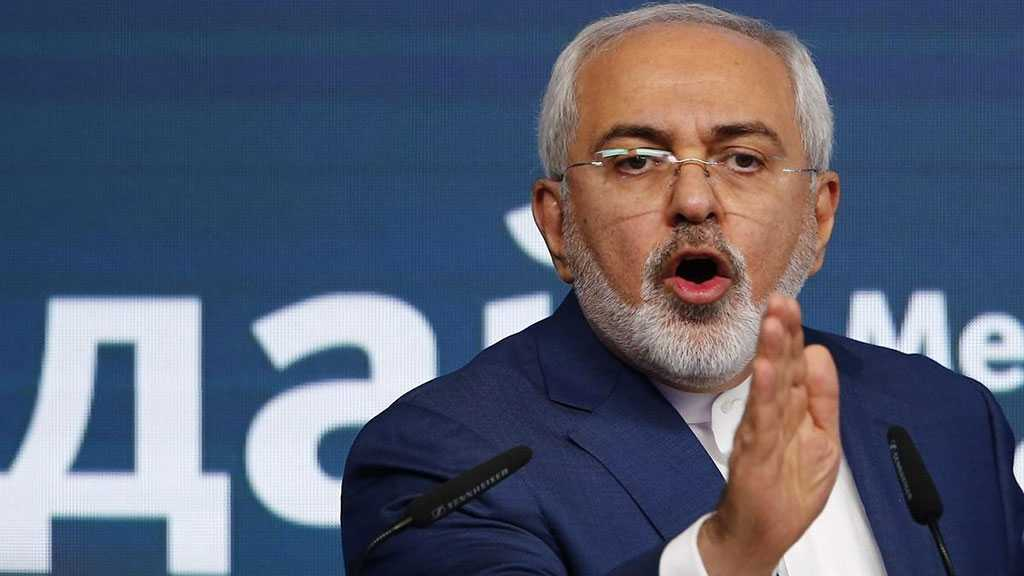 Zarif: 'B-Team' Thirsty for War, Not Diplomacy, With Tehran