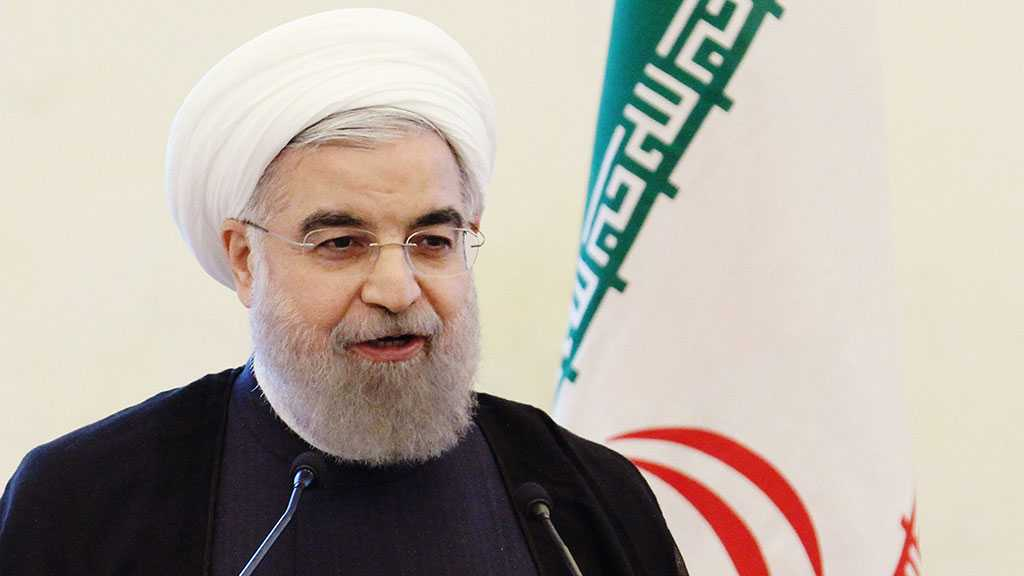 Rouhani: New US Bans Expose Lie about Dialog with Iran