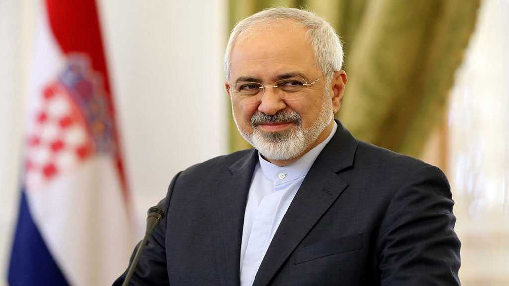 "Zarif: Iran's People ""Biggest Means of Our Deterrence"""