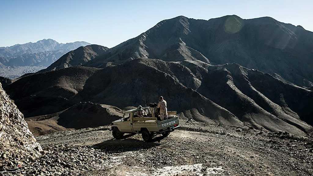 IRGC Forces Smash Terrorist Team in Northwest Iran