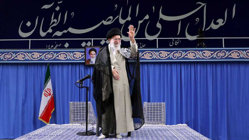 Imam Khamenei: The US Uses Negotiations to Deceive Into What It Wants