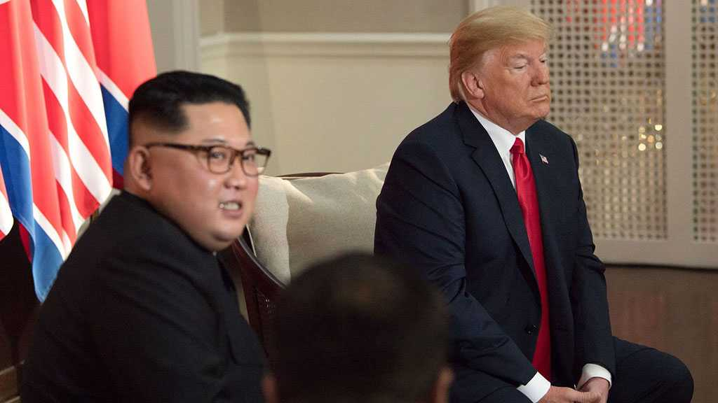 North Korea Lashes Out At US 'Hostile Acts' As Trump Heads To Asia
