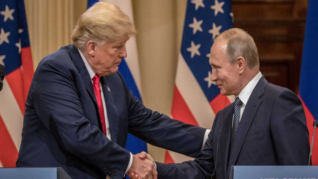 Putin, Trump Meet on the Sidelines of G20