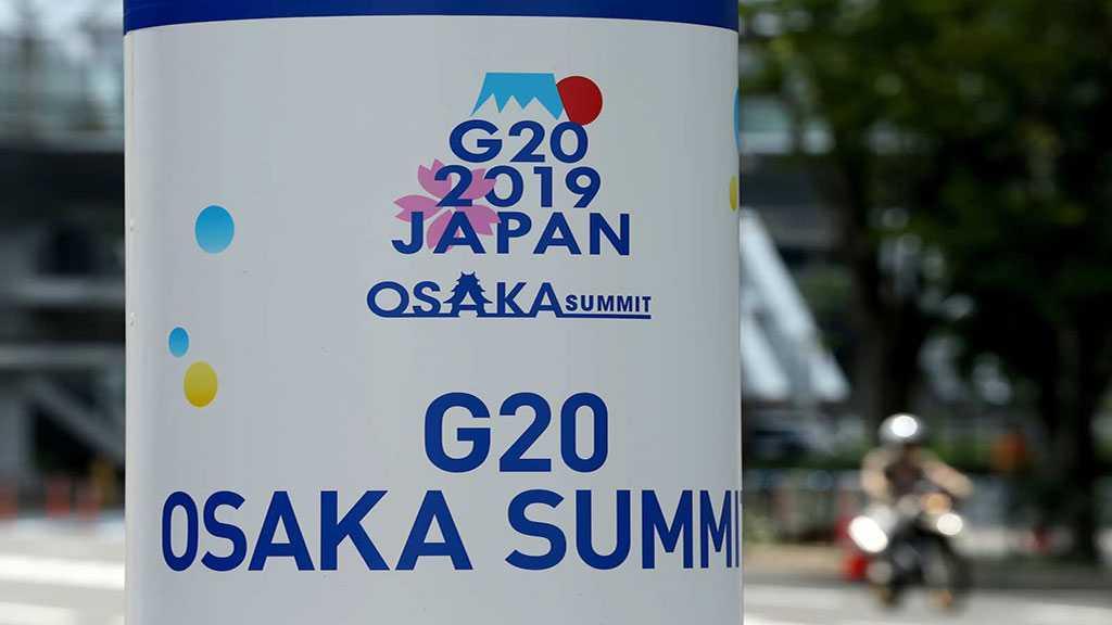 G20 Summit Opens in Japan's Osaka