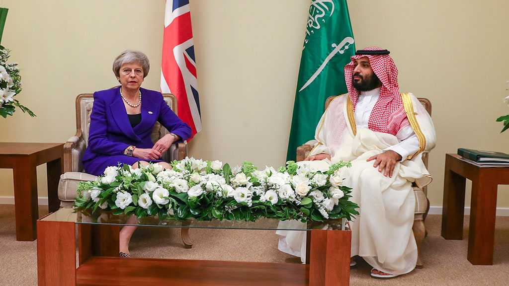 May Discusses Yemen War, Khashoggi Case with MBS