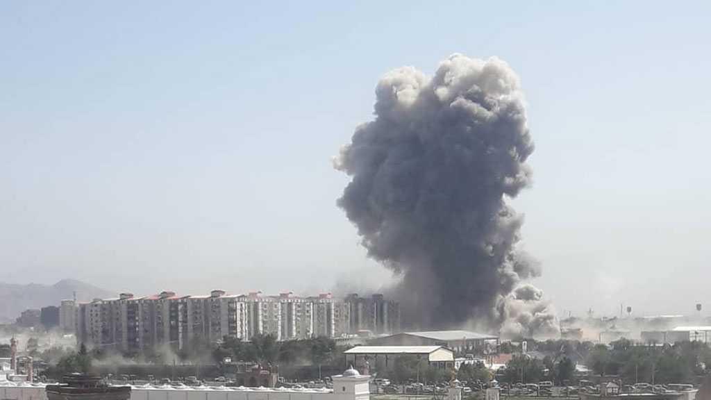 Afghanistan: Blast Shakes Diplomatic District in Kabul