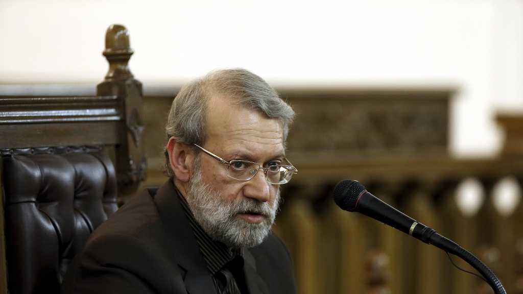 Larijani: Trump should Realize that Iranians Unite when Bullied