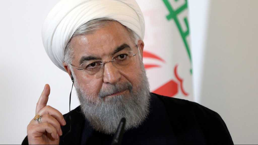 Rouhani: Iran will Increase Enrichment To Whatever Levels Needed