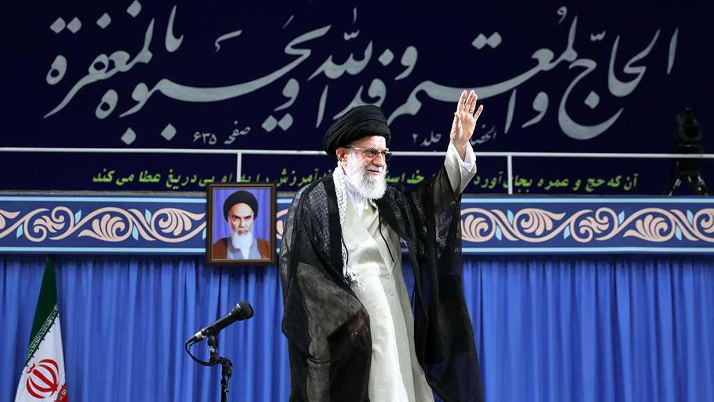 Imam Khamenei: Hajj Is a Political Obligation;Defending Yemenis, Palestinians is Based on Islamic Teachings