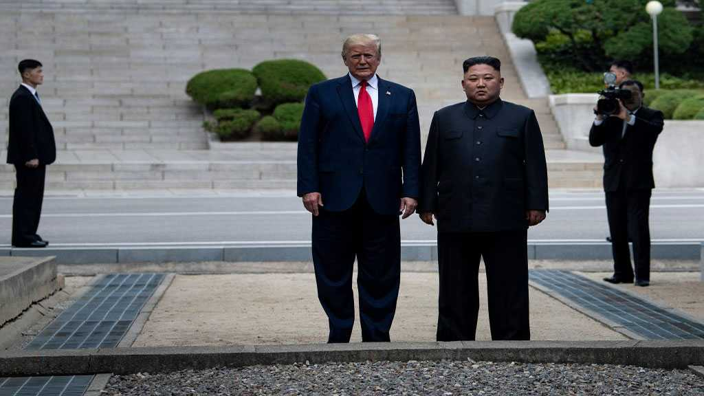 North Korea Slams US for Urging More Sanctions the Same Day Trump Invited Kim to DMZ