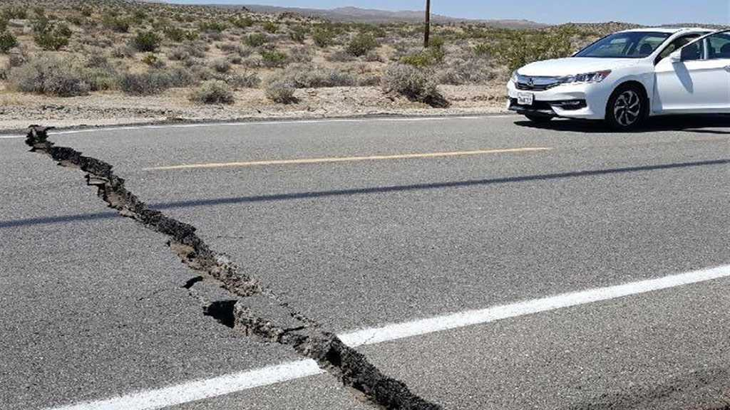 Strongest Quake in Decades Rattled Southern California