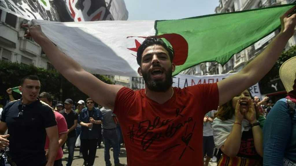 Algerians Protest, Celebrate Independence Day amid Tensions