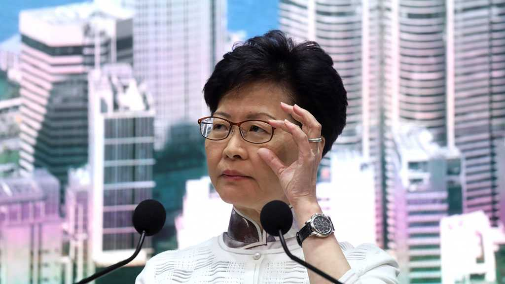 Hong Kong Leader Says China Extradition Bill 'Dead', Fails to Convince Protesters