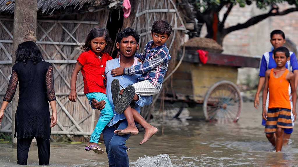 At Least 63k People Affected by Floods in Northeastern India