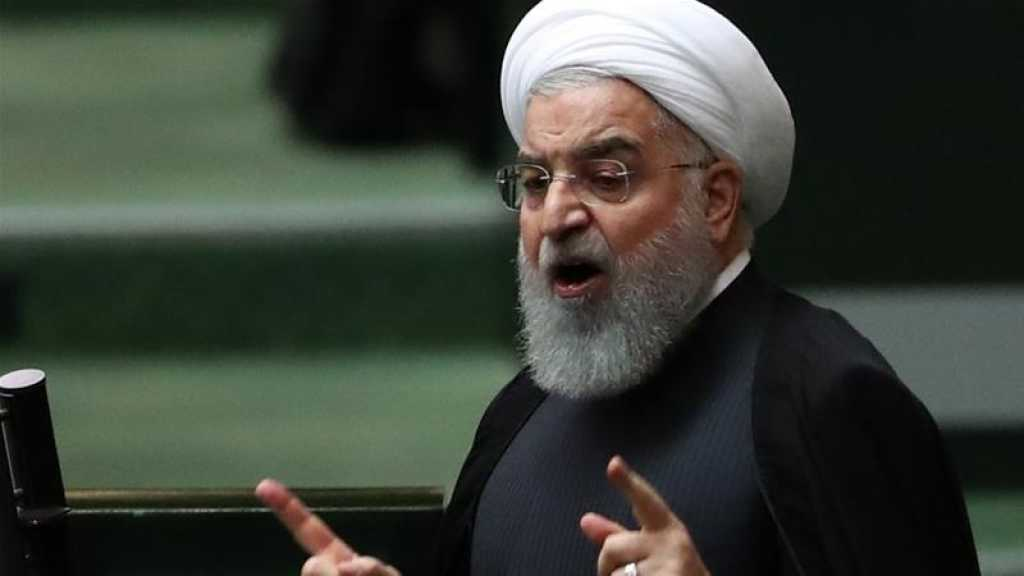 Rouhani to UK: Beware of Oil Tanker Seizure's Consequences