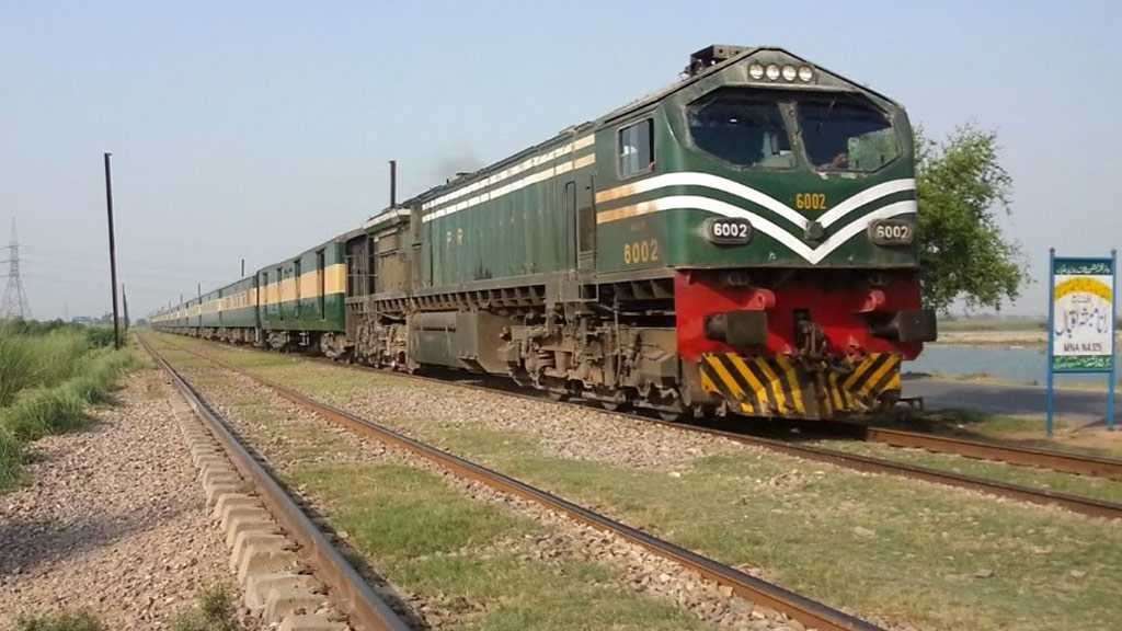 Pakistan Train Collision: 10 Dead, Dozens Injured